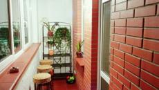 design projet aménagement balcon