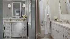 Salle de bain design luxe maison secondaire