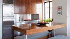 cuisine petite fonctionnelle pratique logement de ville