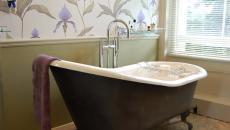 papier peint expansés salle de bain
