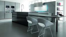 cuisine minimaliste design futuriste