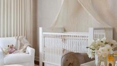 ciel de lit déco chambre bébé