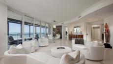ameublement moderne contemporain appartement luxe mer