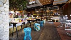 mobilier amusant design intérieur restaurant moderne