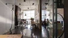 design office bureau moderne contemporaine ambiance travail