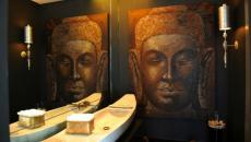 ameublement salle de bain zen déco moderne