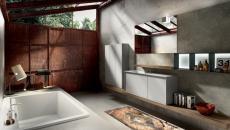 salle de bain design loft de ville