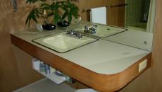 lavabo ameublement salle de bain classique design