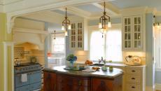 cuisine design originale vintage rustique