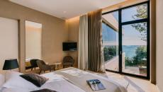 Agréable chambre avec vue sur la mer