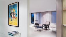 intérieur spacieux élégant appartement moderne