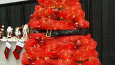original et créatif arbre de Noël