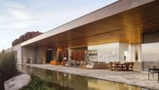 belle demeure étang artificiel luxe