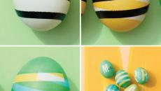 déco artistique œufs de pâques originaux
