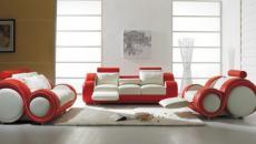 séjour meubles design italien modernes