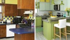 cuisine déco refaite avant - après travaux maison