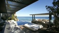 panorama marin et résidence secondaire