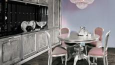 design meubles de cuisine baroque