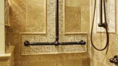 barre de soutien aide personnes âgées salle de bain