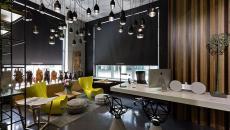 espace office design créatif