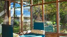 verrière véranda meubles déco home design salon de jardin