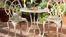 table de bistro design traditionnel