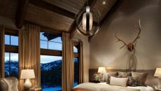 chambre rustique ambiance conviviale chaleureuse