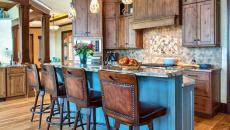 belle cuisine design rustique moderne