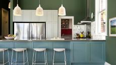belle cuisine moderne bicolore