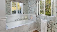 papiers peints intissés spécial salle de bain