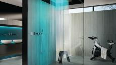 douche design contemporaine salle de bain moderne