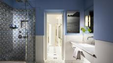salle de bains capri palace hotel