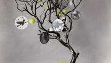 Belle décoration accessoire Halloween bonzai arbre2014