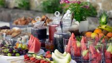 déjeuner sur-vitaminé hôtel spa & art mykonos
