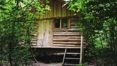 la ferme aventure vosges cabanes rustique