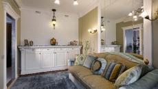 ameublement cozy convivial élégant oriental appartement de ville