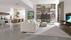 joli salon moderne design italien