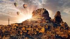 randonnée turquie idées dépaysement étranger exotique