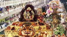 Carnaval de Rio de Janeiro à Brésil