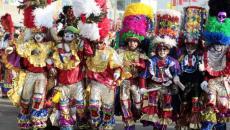 Le carnaval haut en couleurs de Barranquilla en Colombie