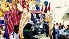L'unique carnaval indien à Goa