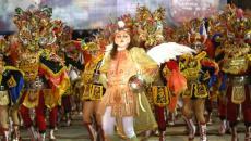 Pétillant carnaval d'Oruro en Bolivie