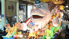 Le carnaval de Patras en Grèce