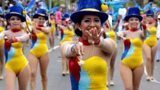 Le carnaval mexicain de Veracruz