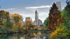 Central Park week end romantique