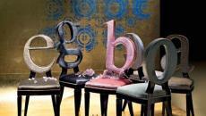 chaises originales design créatif