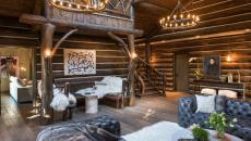 datcha villa maison de campagne traditionnelle en bois