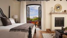 Chambre d'hôtel l'inspiration rustique
