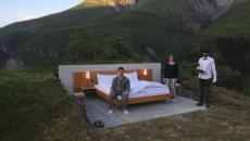 séjour insolite suite luxueux plein air alpes