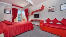 suite de luxe hôtel artistique italy